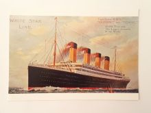 White Star Line - Olympic / Titanic Advert (2)